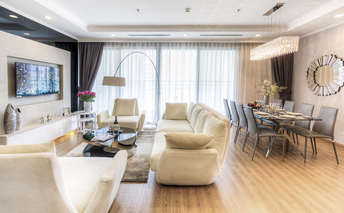 thue căn hộ chung cư tại Times City Hà Nội