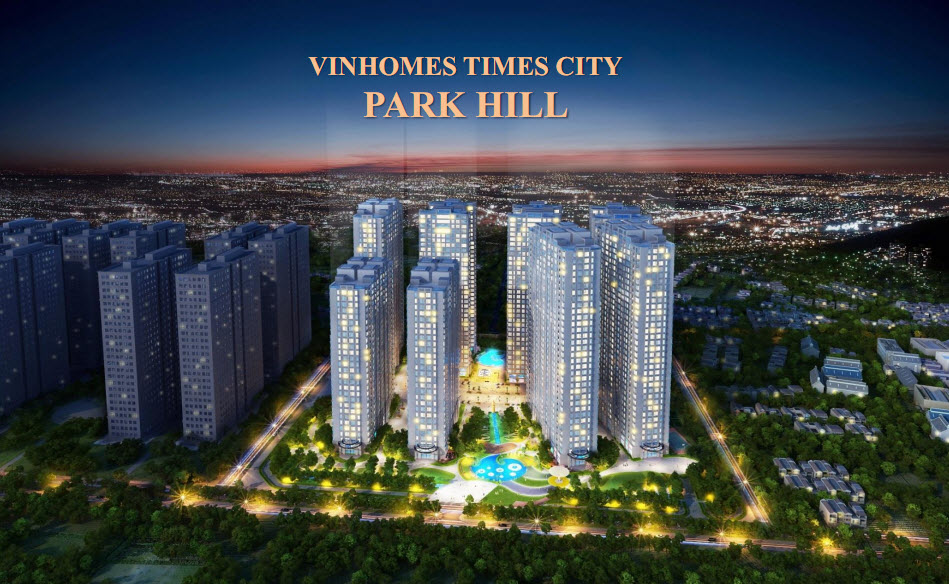 vinhomes times city