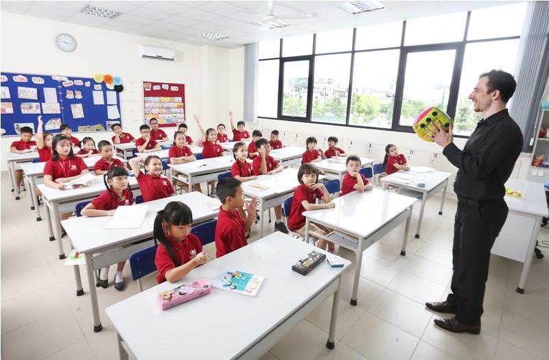 Hệ thống giáo dục – trường mầm non Vinschool