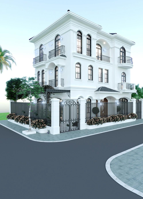 Thiết kế nhà tại Vinhomes