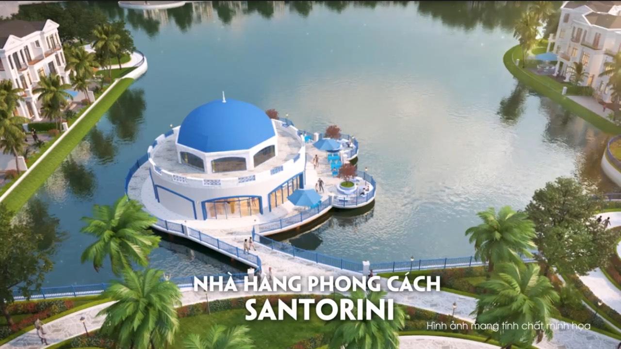 Hồ điều hòa dự án Vinhomes Marina