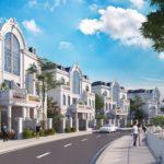 Cho thuê mặt bằng Shophouse tại đường Hải Đăng Vinhomes Marina